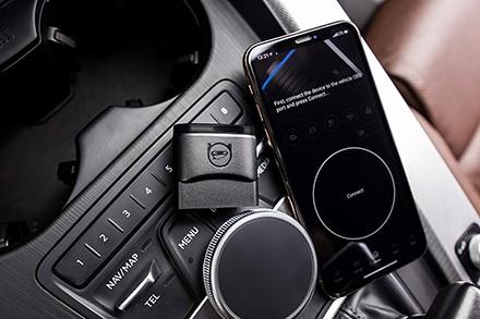 Diagnoza Auto pe Telefon Bluetooth OBDeleven Starter Pack