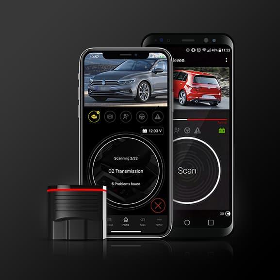 Diagnoza Auto OBDeleven iOS si Android
