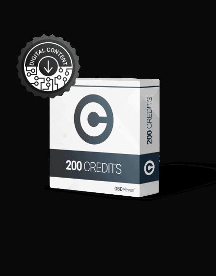 Cod 200 Credite OBDeleven