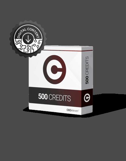 Cod 500 Credite OBDeleven